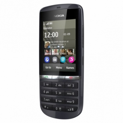 Nokia Asha 300 Graphite