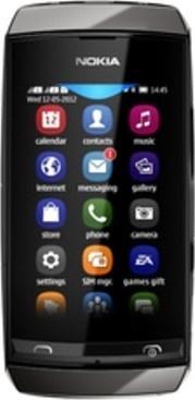 Nokia Asha 305 Dark Grey