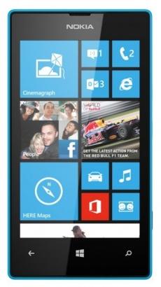 Nokia Lumia 520 Cyan