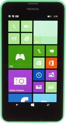 Nokia Lumia 630 Dual SIM Green Black