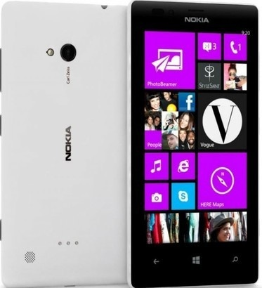 Nokia Lumia 730 DS White