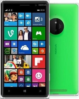 Nokia Lumia 830 Bright Green