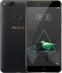 Nubia Z17 mini DS 4 + 64GB Black/Gold