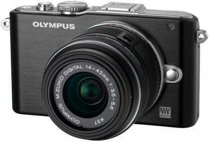 Olympus E-PL3 KIT BLACK/BLACK