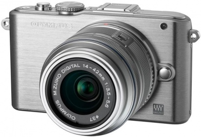 Olympus E-PL3 KIT SILVER/SILVER