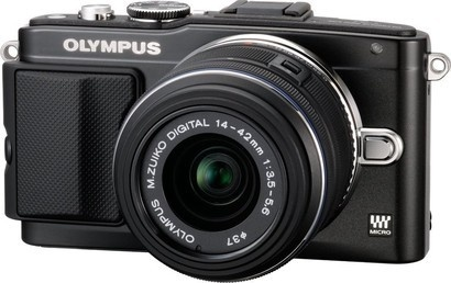 Olympus E-PL5 DZ KIT Black