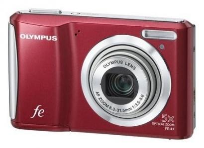 Olympus FE-47 Red