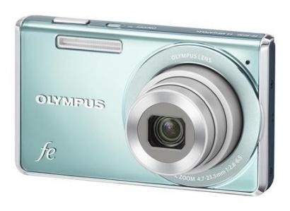 Olympus FE-5030 Blue