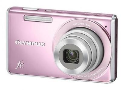 Olympus FE-5030 Pink