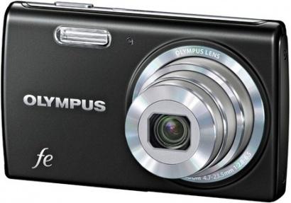 Olympus FE-5040 Black