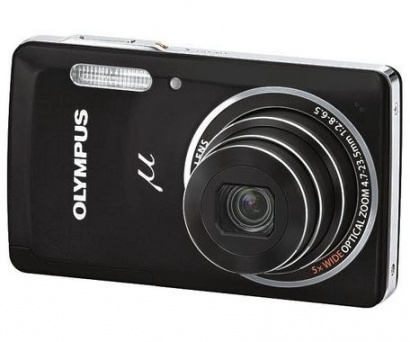 Olympus Mju-5010 Black