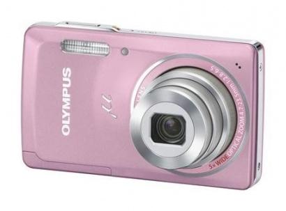 Olympus Mju-5010 Pink