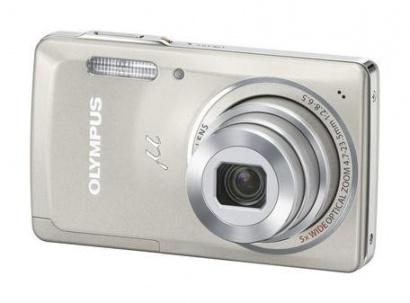 Olympus Mju-5010 Silver