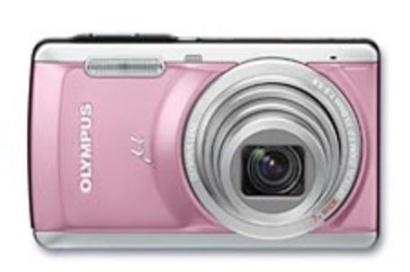 Olympus Mju-7040 Pink