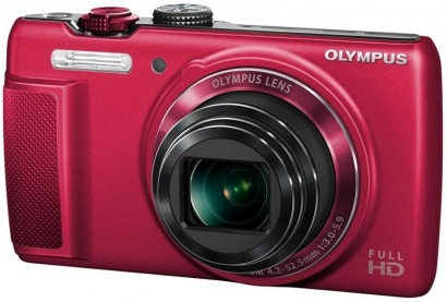 Olympus SH 21 Red