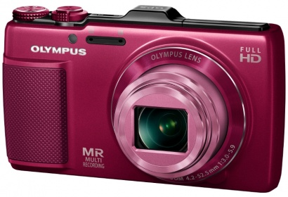 Olympus SH 25MR Red