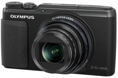 Olympus SH 50 Black