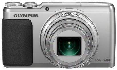 Olympus SH 50 Silver