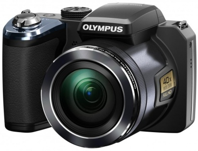Olympus SP 820UZ Black