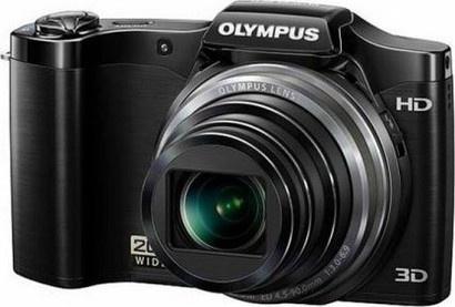 Olympus SZ-11 Black