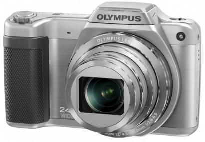 Olympus SZ 15 Silver