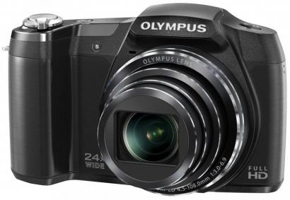 Olympus SZ 16 Black