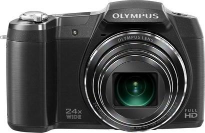 Olympus SZ 17 Black