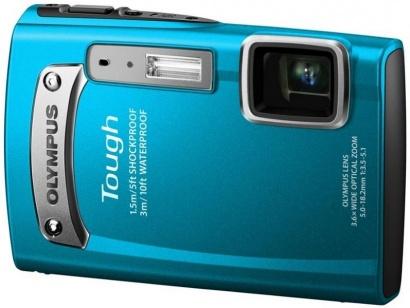 Olympus TG-320 Blue