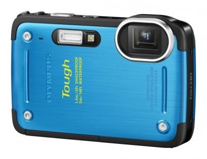 Olympus TG 620 Blue