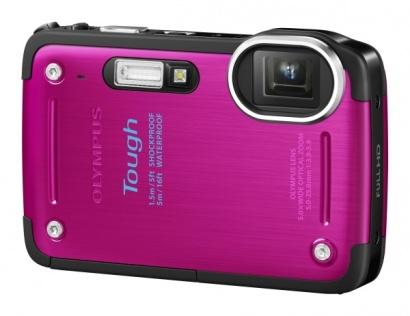 Olympus TG 620 Pink