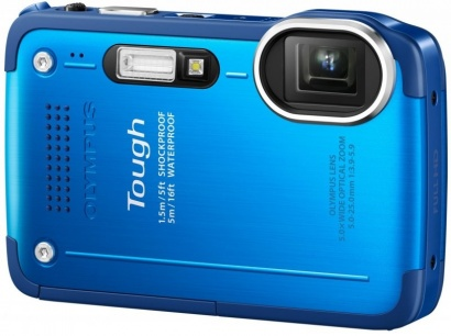 Olympus TG 630 Blue