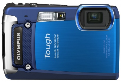 Olympus TG 820 Blue