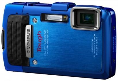 Olympus TG 830 Blue