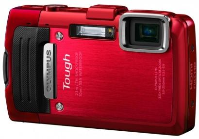 Olympus TG 830 Red