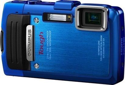 Olympus TG 835 Blue