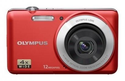Olympus VG-110 červený