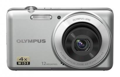 Olympus VG-110 stříbrný