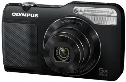 Olympus VG 170 Black