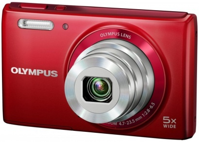 Olympus VG 180 Red
