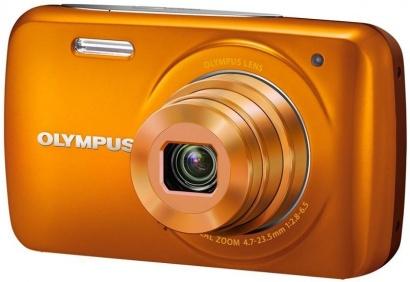 Olympus VH 210 Orange