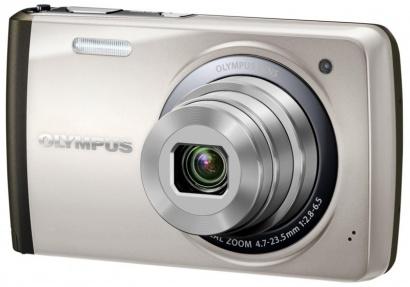 Olympus VH 410 Silver