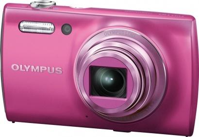 Olympus VH 510 Pink/Red