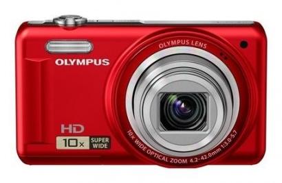 Olympus VR-310 červený