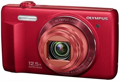 Olympus VR 370 Red