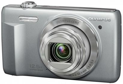 Olympus VR 370 Silver