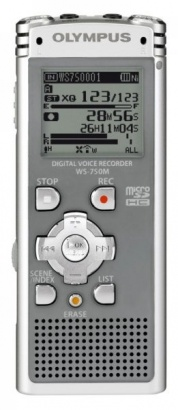 Olympus WS-750M Grey