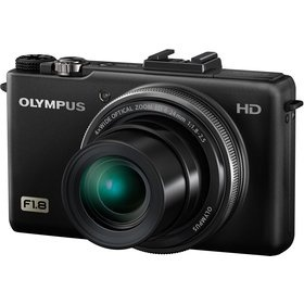 Olympus XZ 1 černý