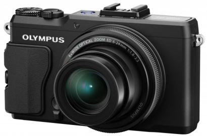 Olympus XZ 2 Black