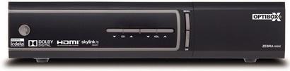 Optibox DVB-S2 miniZebra Irdeto
