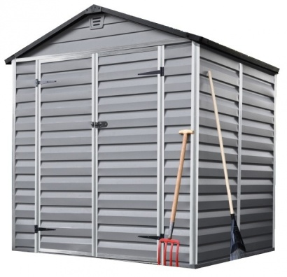 Palram Skylight 6x5 šedý